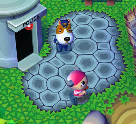 Animal Crossing, GameCube, Retrostelu