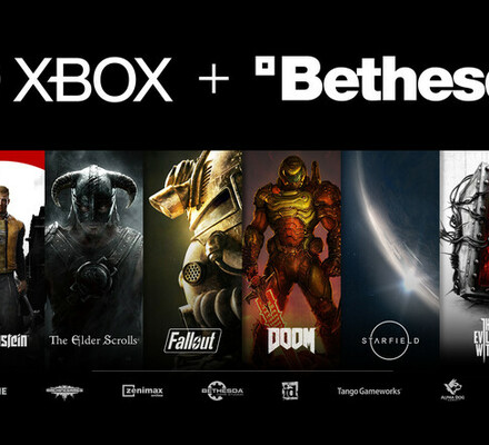 Doom, xbox, bethesda, Bethesda Softwaorks, The Elder Scrolls, fallout, id software, Microsoft