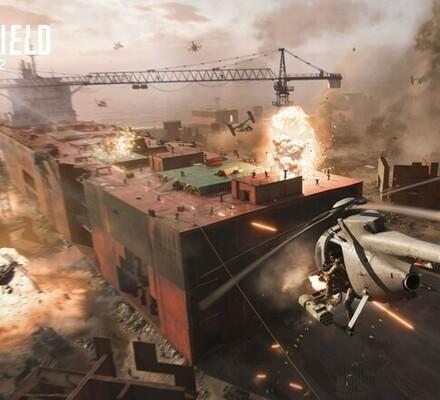 Battlefield 2042 -pelikuvaa tarjolla – tältä näyttää uuden sukupolven rymistely näyttää liikkeessä