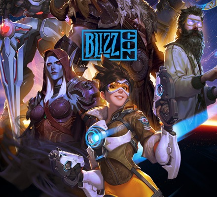 kilpailu, blizzard, blizzcon, virtual ticket