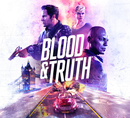 Blood & Truth PSVR