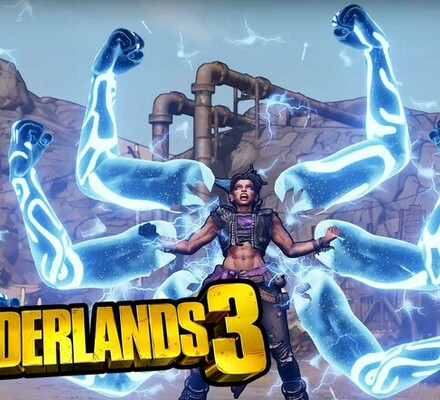 Borderlands 3, Borderlands 3 pelikuvaa, Gearbox Software, Gameplay