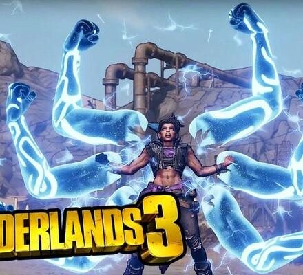 Borderlands 3, Borderlands 3 pelikuvaa, Gearbox Software, Gameplay
