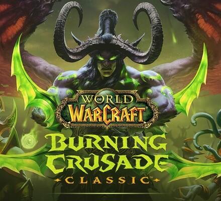 WoW-kisa: Voita World of Warcraft: Burning Crusade Classic Deluxe Edition -koodi pc:lle!