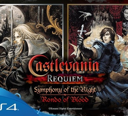 Castlevania: Symphony of the Night & Rondo of Blood PS4