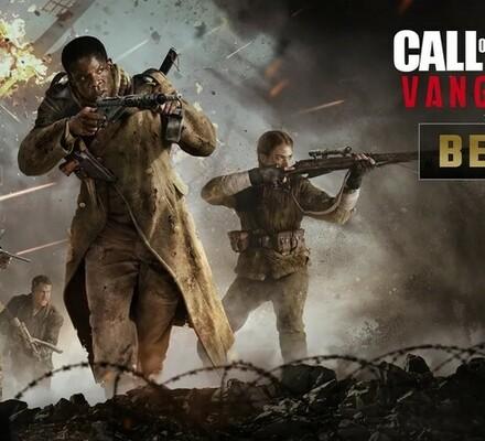 Call of Duty: Vanguard -betakoodeja tänään jaossa – osallistu pian!