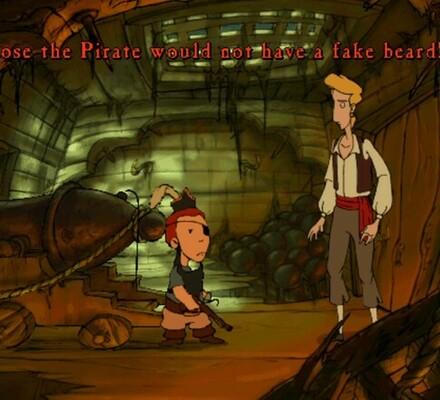 Retrostelussa The Curse of Monkey Island – maailman paras seikkailupeli