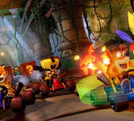 Tiesitkö? Näin Crash Team Racing syntyi