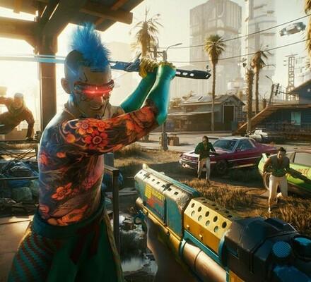 Cyberpunk 2077, CD Projekt, päivitys, bugi, kaatuilu