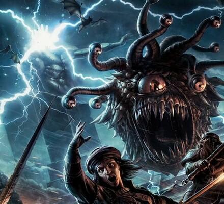 Tiesitkö? Doom syntyi ahneuden vuoksi odottamattoman suunnan saaneesta Dungeons & Dragons -kampanjasta