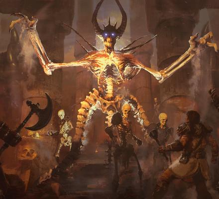 kohokohdat 2021, Blizzard, BlizzCon, Diablo, Diablo II, Mortal Kombat, Valheim, Silent Hill,