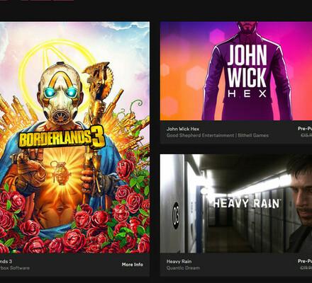 Epic Games Store haastaa Steamin kesäalet todenteolla – hurjat Epic Mega Salet alkoivat