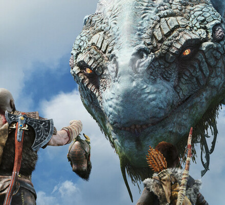 God of War, Steam, Epic Games Store, SIE, Sony Interactive ENtertainment, PlayStation, PS4,