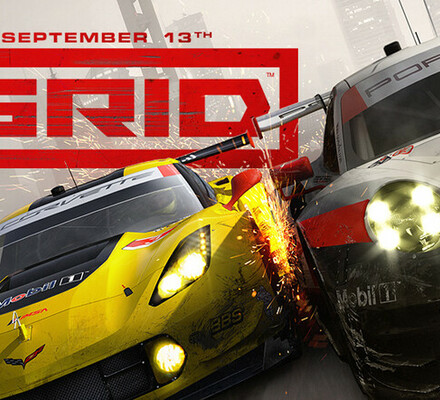 GRID PS4, Xbox One, pc