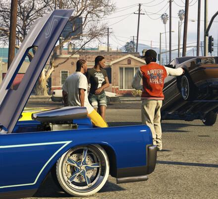 GTA Onlinen taival päättyy PlayStation 3:lla ja Xbox 360:lla