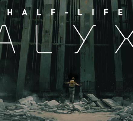 Half-Life: Alyx, VR, virtuaalitodellisuus, Valve