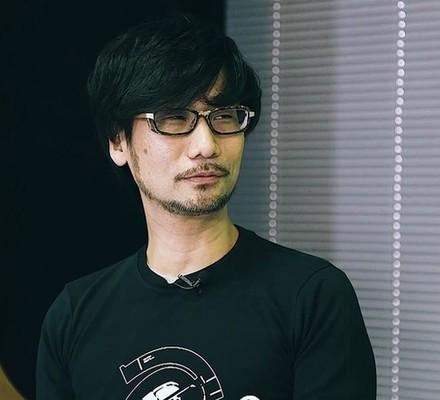 Hideo Kojima parhaillaan Suomessa