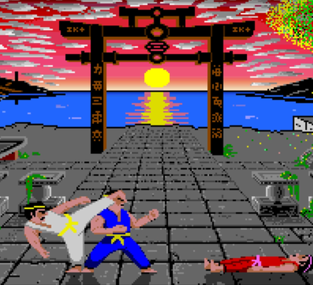 retrostelussa International Karate+