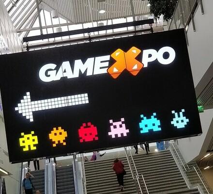 Suomen suurimmat pelimessut tulivat tiensä päähän – tämän vuoden GameXpo-messut jäivät viimeisiksi. Kuva: Ville Arvekari
