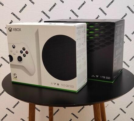 Avataan laatikko: Toimituksen hypistelyssä uuden sukupolven Xbox Series X- ja S-konsolit