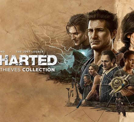 Uncharted: Legacy of Thieves Collection, Uncharted, Legacy of Thieves Collection, Iron Galaxy, PS5, Naughty Dog, SIE, PlayStation Studios,