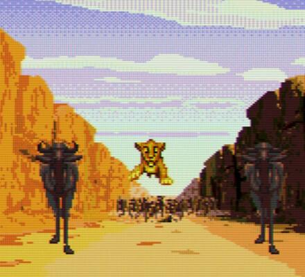 Retrostelussa The Lion King – ja tämäkö muka oli lapsille suunniteltu peli?!