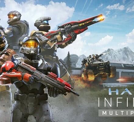 Halo Infinite, Halo, moninpeli, 343 Industries, Microsoft, fps,