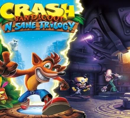 KISA: Voita Crash Bandicoot N. Sane Trilogy!