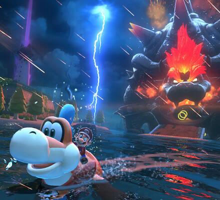 Super Mario 3D World + Bowser's Fury, Super Mario 3D World, Bowser's Fury, nintendo, Switch, tasoloikka
