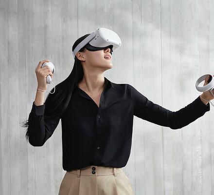Facebook, Oculus, Virtuaalitodellisuus, VR