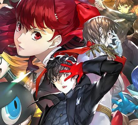 Persona 5, Persona, Persona 5: Royal, Atlus, julkaisupäivä, 31. maaliskuuta, JRPG,