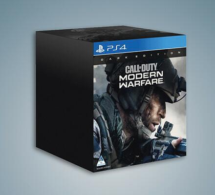 Joulukuun kisa: Voita huikea Call of Duty: Modern Warfare Dark Edition -keräilyversio PS4:lle!