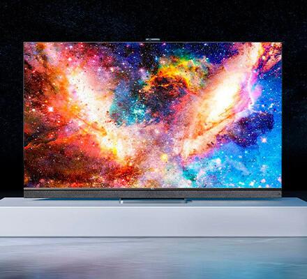 TCL C825, TCL, 4K-televisio, Kisa, Kilpailu, Voita, QLED, Mini LED, HDMI 2.1, 2.1 ONKYO, Dolby Atmos