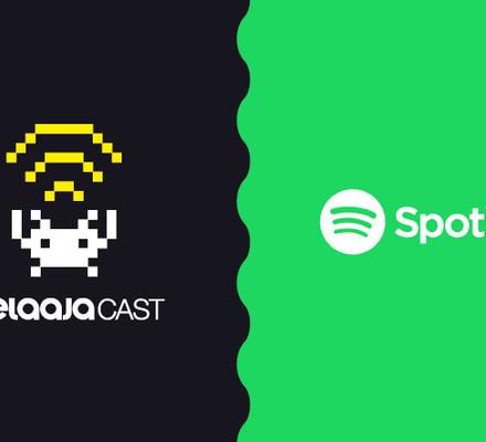 Pelaajacast Spotifyssa!