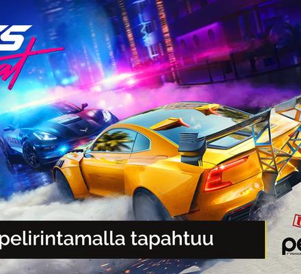 Uutiskimara, Pelaajan Uutiskimara, Need for Speed: Heat, NFS Heat, Overwatch, Sigma, THQ Nordic, TimeSplitters, Metro, Saints Row, Dirt Rally 2.0