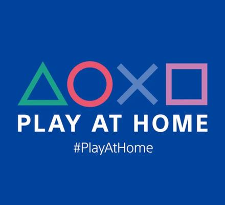 Play at Home, Sony, PlayStation, Horizon Zero Dawn,