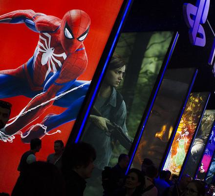 Lukijat ovat puhuneet: Sony palasi E3-messujen kuninkaaksi