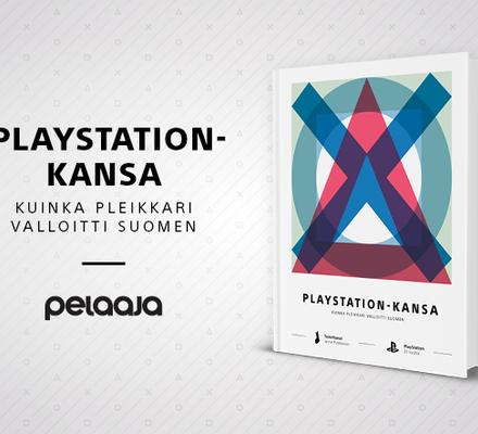 PlayStation-fanit, huomio – Pelaajan uusi kirjaprojekti on täällä!