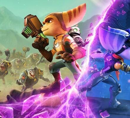 Pelaaja.fin erikoiskilpailu: Voita Ratchet & Clank: Rift Apart -pelin latauskoodi sekä -tavarasetti!