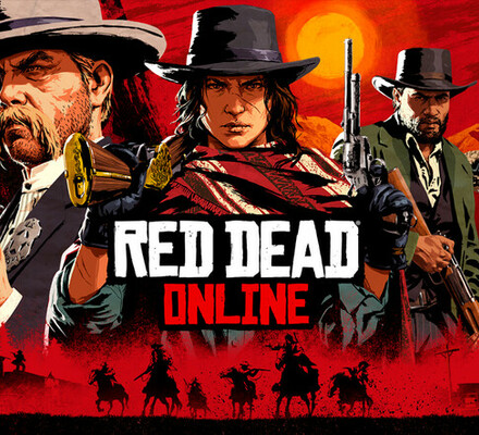 Red Dead Online, Rockstar, Steam, Epic Games Store