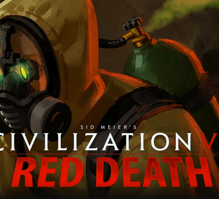 Red Death, Civilization VI, Sid Meier, Firaxis, battle royale, moninpeli,