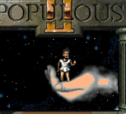 Populous, Peter Molyneux, Populous II, Populous 2, Retrostelu, Retrostelussa, Miikka Lehtonen