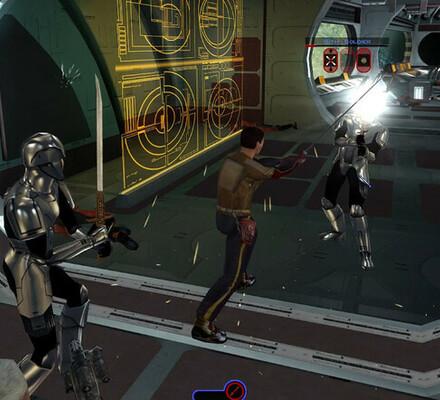Retrostelussa Star Wars: Knights of the Old Republic – roolipelilegenda on nykyään miltei pelikelvoton
