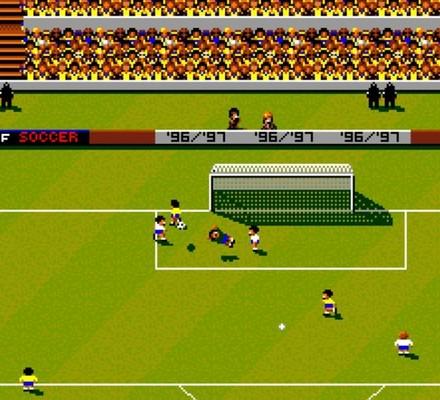 Retrostelussa Sensible World of Soccer 96/97 – maailman paras futispeli jo 20 vuoden ajan