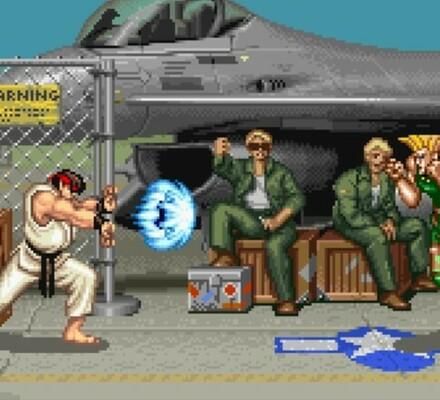 Retrostelussa Street Fighter II – peli, joka pelasti kolikkopelibisneksen konkurssilta