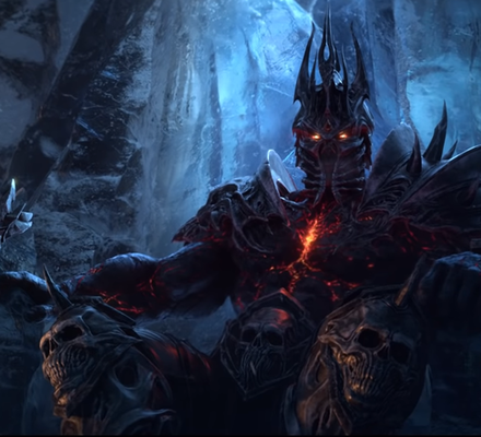 World of Warcraft: Shadowlands, Lich King, World of Warcraft, Shadowlands