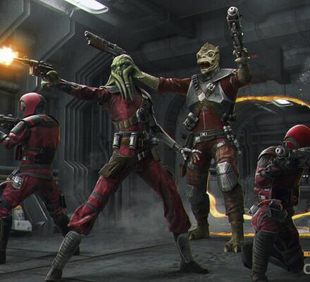 Galaksin laidalle virtuaalivisiireillä – Lucasfilm julkaisi ensisilmäyksen Star Wars: Tales from the Galaxy's Edgestä