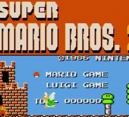 Super Mario Bros. 2, Retrostelu, Miikka Lehtonen