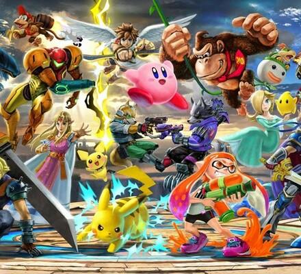 Super Smash Bros Tokyo Game Show
