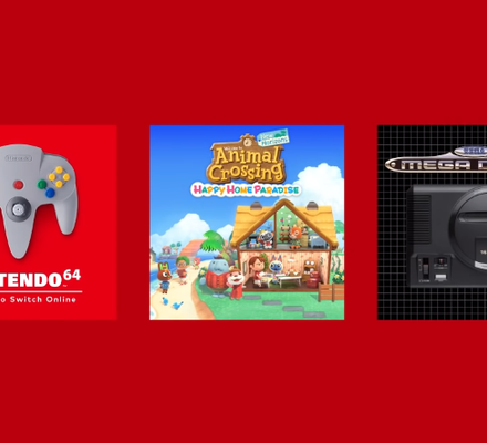 N64- ja Mega Drive -pelit ovat pian täällä – Switchin laajennetun verkkopalvelun hinnoittelu ja julkaisupäivä selvillä